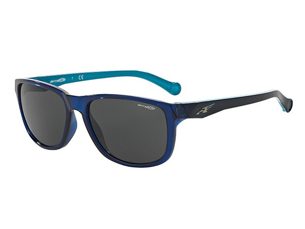 Arnette AN4214 231387 Straight Cut Dark Blue