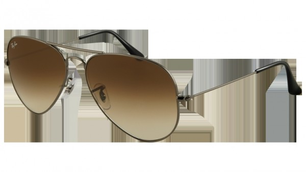 Ray-Ban RB3025 004/51 Aviator Large Metal Gradient