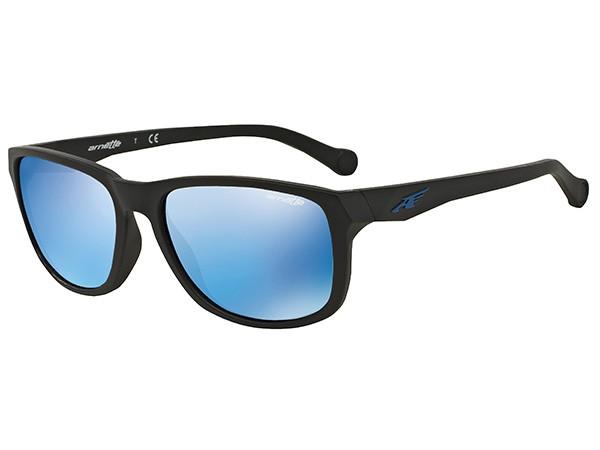 Arnette AN4214 01/55 Straight Cut Black Blue
