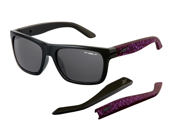 Arnette AN4176 41/81 Dropout Black Polar