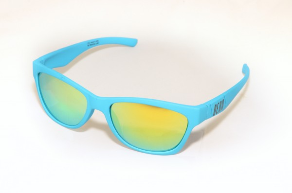NEON Style Cyan Fluo | Lens: Gold