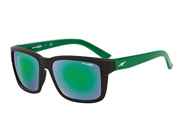 Arnette AN4218 23343R Swindle Black Green
