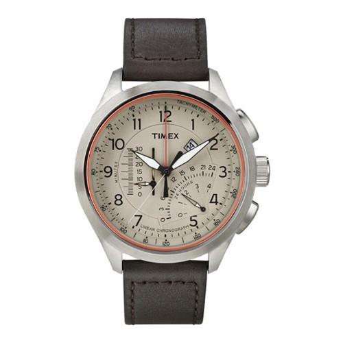 Timex T2P275 - Intelligent Quartz Linear Indicator Chronograph